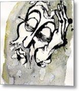 Judgment Of Zeus Metal Print by Mark M  Mellon