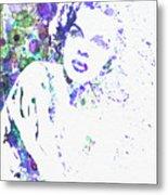 Judy Garland Metal Print by Naxart Studio