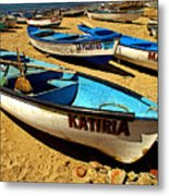 Katiria Metal Print by Mexicolors Art Photography