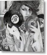 Kemp Muhl Metal Print by Angelica Medrano