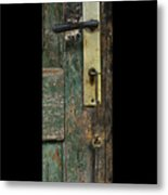 Key To The Barn Metal Print by Don Wolf