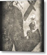 King Kong Metal Print by Bob Orsillo