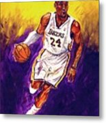 Kobe  Metal Print by Brian Child