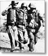 Korean War: Pork Chop Hill Metal Print by Granger
