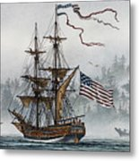 Lady Washington Metal Print by James Williamson