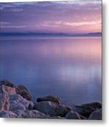Lake Constance Metal Print by Silke Magino