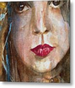 Lay Lady Lay Metal Print by Paul Lovering