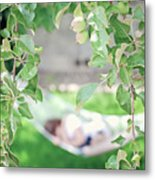Lazy Days Of Summer Metal Print by Lisa Knechtel