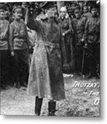Leon Trotsky (1879-1940) Metal Print by Granger