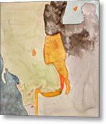 Les Demoiselles Of Santa Cruz V7 Metal Print by Susan Cafarelli Burke