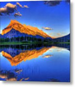 Life's Reflections Metal Print by Scott Mahon