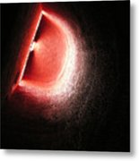 Light Gradient - 3 Of 3 Metal Print by Alan Todd