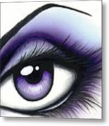Lilac Metal Print by Elaina  Wagner