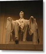 Lincoln Memorial Metal Print by Brian McDunn