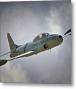 Lockheed P-80 Shooting Star 2011 Chino Air Show Metal Print by Gus McCrea