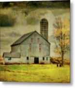 Looking For Dorothy Metal Print by Lois Bryan