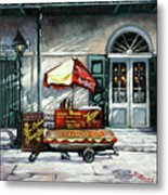 Lucky Dogs Metal Print by Dianne Parks