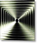 Luminous Energy 15 Metal Print by Will Borden