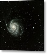 M-101, The Pinwheel Galaxy Metal Print by A. V. Ley