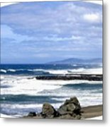 Magnificent Sea Metal Print by Will Borden