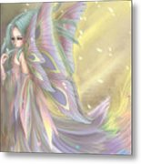 Maiden Of Earth Metal Print by KimiCookie Williams