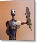Man Of La Mancha Metal Print by Viktor Savchenko