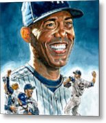 Mariano Metal Print by Tom Hedderich