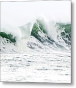 Memories Of Sandy Metal Print by Michelle Wiarda
