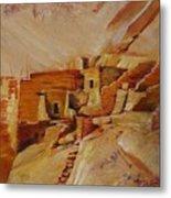 Mesa Verde Metal Print by Summer Celeste
