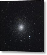 Messier 3, A Globular Cluster Metal Print by Roth Ritter