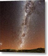Milky Way Metal Print by (c) 2010 Luis Argerich