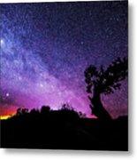 Moab Skies Metal Print by Chad Dutson