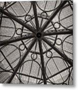 Modern Geometry Metal Print by Charles Dobbs