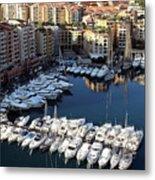 Monaco Metal Print by Tom Prendergast
