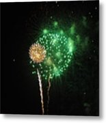 More Fireworks  Metal Print by Brynn Ditsche