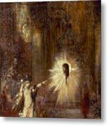 Moreau: Apparition, 1876 Metal Print by Granger