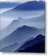 Morning Mist Metal Print by Chad Dutson