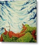 Mother Nature Metal Print by Pralhad Gurung