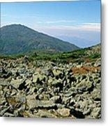 Mount Jefferson - White Mountains New Hampshire  Metal Print by Erin Paul Donovan