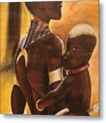 My Love Metal Print by Stacy V McClain