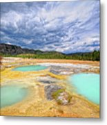 Natural Beauty Metal Print by Philippe Sainte-Laudy Photography