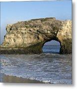 Natural Bridges State Park - Santa Cruz - California Metal Print by Brendan Reals