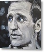 Neal Cassady - On The Road Metal Print by Eric Dee