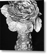 New Sculpture Metal Print by Afrodita Ellerman