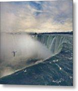 Niagara Falls Metal Print by Istvan Kadar Photography