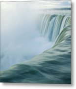 Niagara Falls Metal Print by Photography by Yu Shu