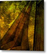 Night Sailing Metal Print by Susanne Van Hulst