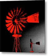 Nightwatch Metal Print by Wendy J St Christopher