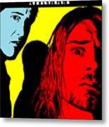 Nirvana No.01 Metal Print by Caio Caldas