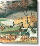 Noah's Ark Metal Print by Edward Hicks